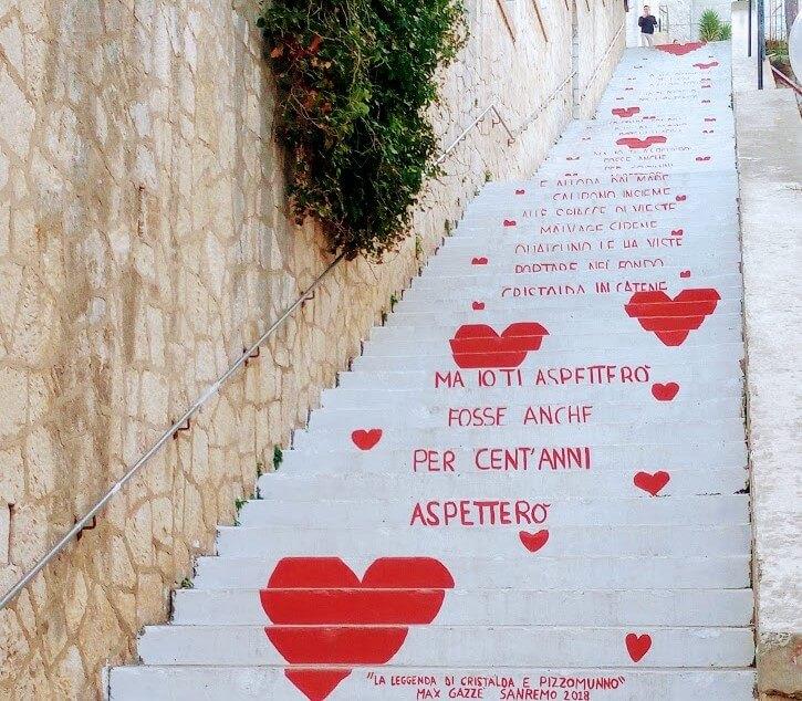 """Vieste capitale dell'Amore con """"Vieste in Love"""""""